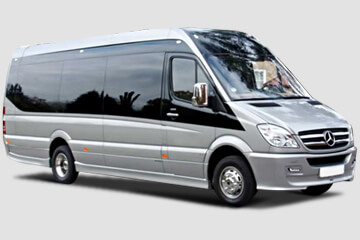 12-14 Seat Minibus Hire in Sheffield