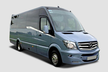 15-16 Seat Minibus Hire in Sheffield