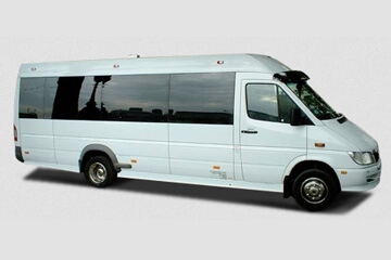 Affordable Minibus Hire Sheffield